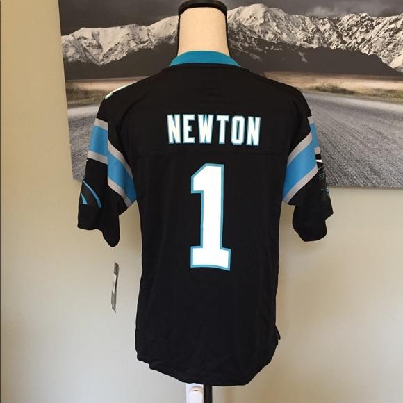 e24f8349 Carolina Panthers Cam Newton Jersey NWT